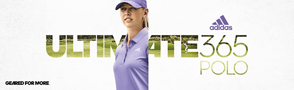 ee0ea603726 Amazon.com   adidas Golf Women s Ultimate 365 Sleeveless Polo ...