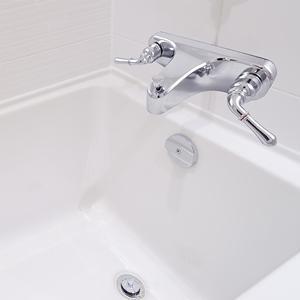 danco mobile home rv tub shower center set faucet 8 inch 2 handle chrome with. Black Bedroom Furniture Sets. Home Design Ideas