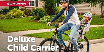 schwinn, child carrier, bike trailer