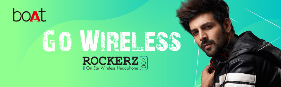 go wireless rockerz 400