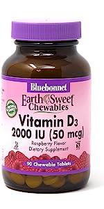 Vitamin D3 Chewable