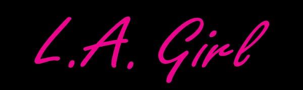 la girl beauty brick logo