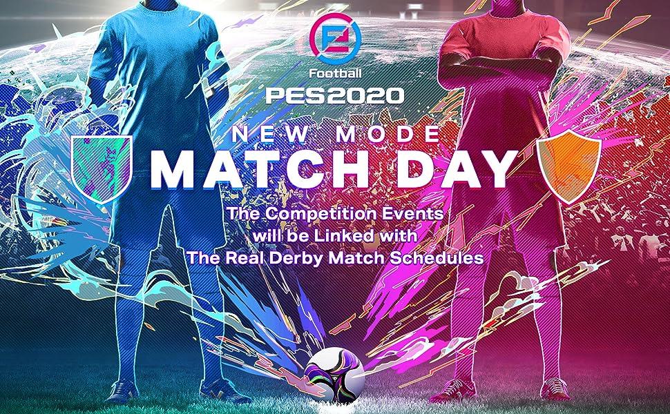 Pro Evolution Soccer 2020, PES 2020, eFootball