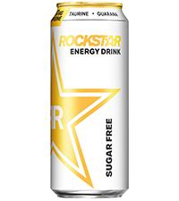 rockstar energy drink sugar free