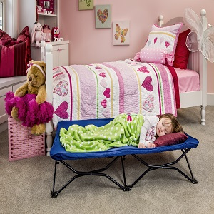 my cot, portable, toddler bed