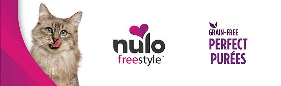 Nulo Perfect Purees Freestyle Treat