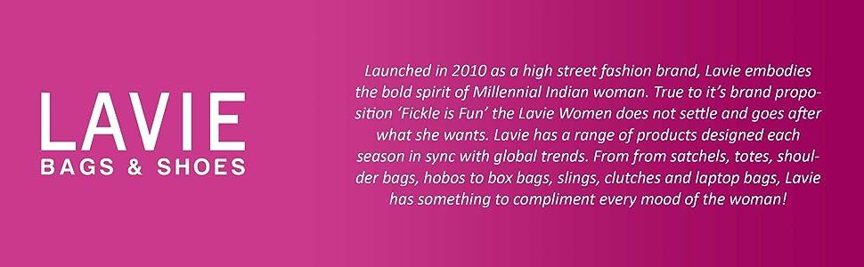 About Lavie, Lavie bags and Shoes, Lavie, Handbags