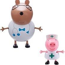 Y Pig Peppa Centro 6722 Ambulancia Médicobandai 8wmNn0