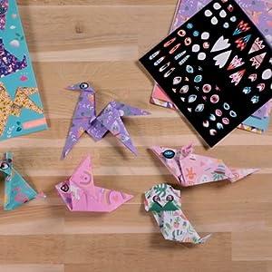 origamis janod x hachette