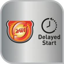 Delayed Start & Automatic Keep Warm up to 24h, Tefal Rice Cooker & Multicooker