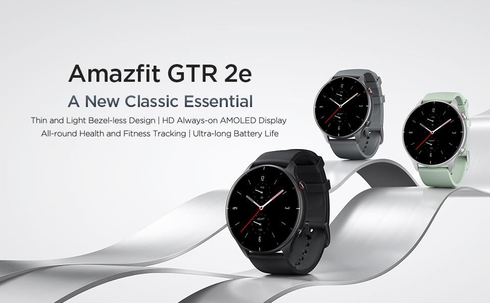 Amazfit GTR 2e Reloj inteligente