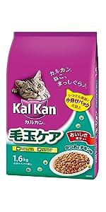 成猫用 毛玉ケア かつおとチキン味