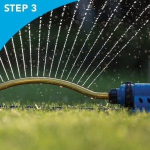sprinkler; rtf; water saver; low maintenance; drought resistance; flooding; watering; bucket; can