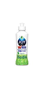 除菌ジョイ コンパクト 食器用洗剤 緑茶の香り 本体 190mL