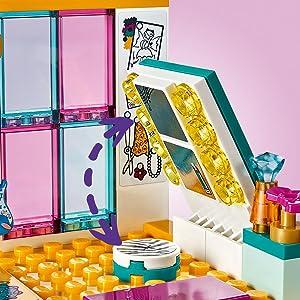 Lego Friends Andreas Zimmer 41341 Kinderspielzeug Amazonde Spielzeug