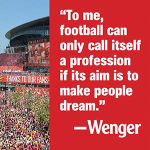 Wenger, Arsenal, football, soccer