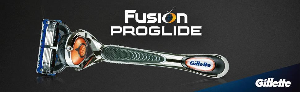 Gillette Fusion5 ProGlide Maquinilla De Afeitar, 8 Recambios, Paquete Apto Para El Buzón De Correos, Tecnología FlexBall Que Se Adapta A Los Contornos: Amazon.es: Salud y cuidado personal