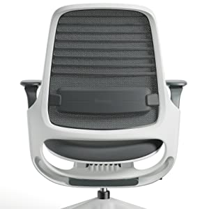 Steelcase Series 1 ergonomic home office chair liveback flexors