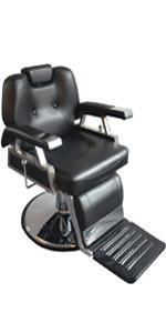 Amazon.com: barberpub todo propósito silla hidráulica de ...