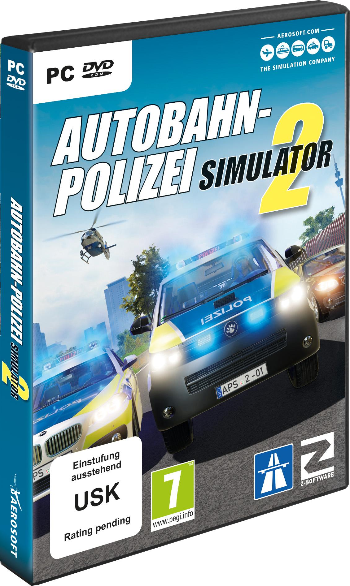 Autobahn-Polizei Simulator 2 - [PC]: Amazon.de: Games