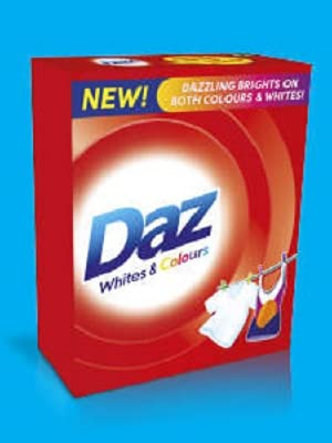 Daz Whites & Colours Washing Powder