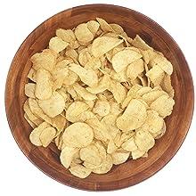 chip bowl, candy serving bowl, wood chip serving bowl, wood serving bowl for chips and more, pretzel