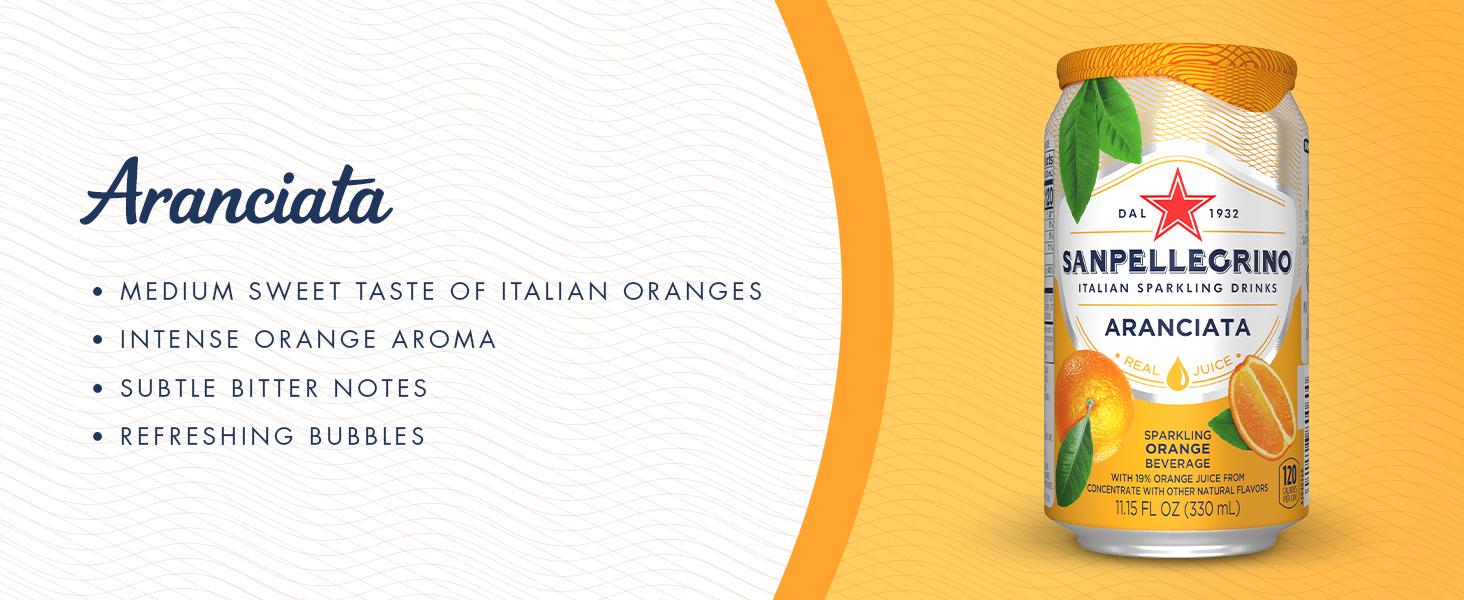 Italian Sparkling Drinks