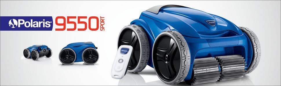 Amazon Com Polaris F9550 Sport Robotic In Ground Pool