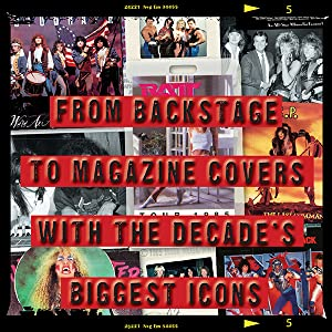 From backstage to magazine covers