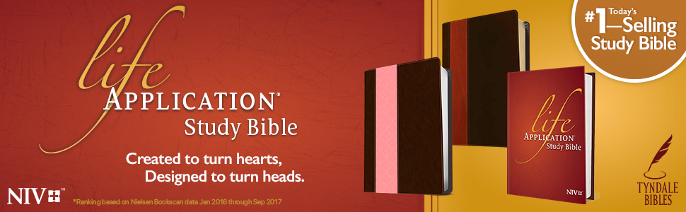 NIV, Life Application Study Bible, Second Edition ...