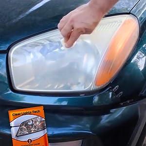 headlight restore, uv coating, protection layer