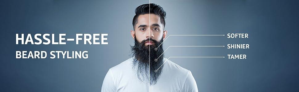 beard styling oil