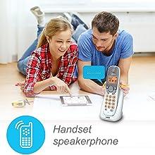 handset speakerphone