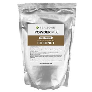 tea zone coconut powder