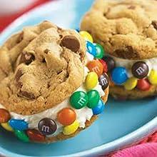 M&M'S; Kekse; Backen; Brownie