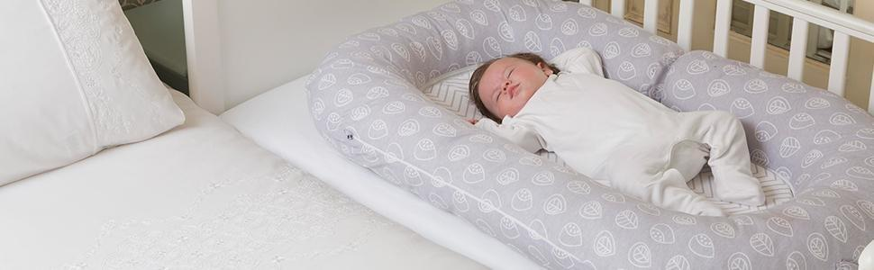 Clevamama Maternity Pillow And Baby Sleep Pod Mum2me