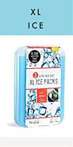 fit and fresh ice packs