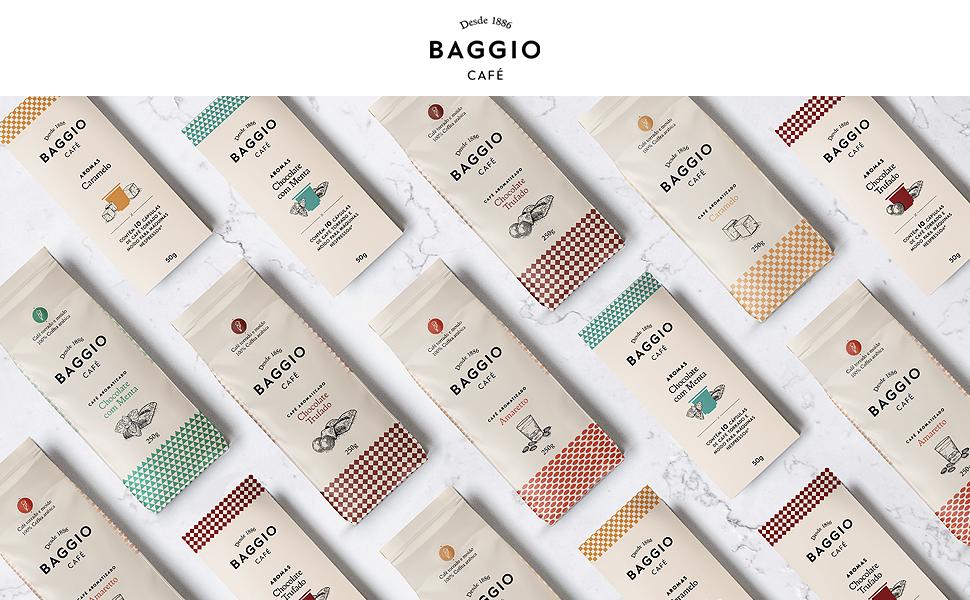 Baggio Café gourmet torrado e moido