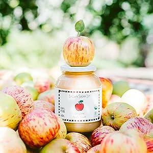 アップルソース  リンゴ 有機りんご アップルピューレ フルーツピューレ すりおろし
