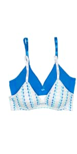 Trimfit Girls Crop Top with Built Up Straps Pack of 2