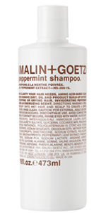 peppermint shampoo, 16oz