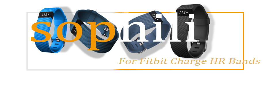 Amazon.com: Sophili - Correa de repuesto para Fitbit Charge ...
