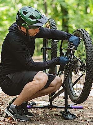 Portable Vélo Pliant Repair Tool Set Bikes 3YR Garantie Multi Outil