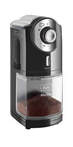 Filtros de café 1x4 · Molinillo de café · Espumador de leche · Cuchara dosificadora · Vasos para café largo · Portafiltros