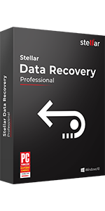 stellar data recovery software windows
