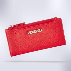 Caprese Brenda Women's Wallet (Blue)