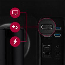 HDMI, DisplayPort, USB-C, USB 3.0
