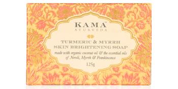 Turmeric & Myrrh Soap; Everyday use; Body care; Face soap; Body Soap; Brightening Soap; Soap