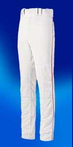87c97fa9fbd Amazon.com   Mizuno Youth Select Pro Piped G2 Pants   Sports   Outdoors