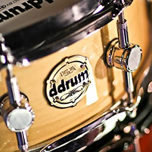 ddrum acoustic pro 5 piece drum trigger kit musical instruments. Black Bedroom Furniture Sets. Home Design Ideas
